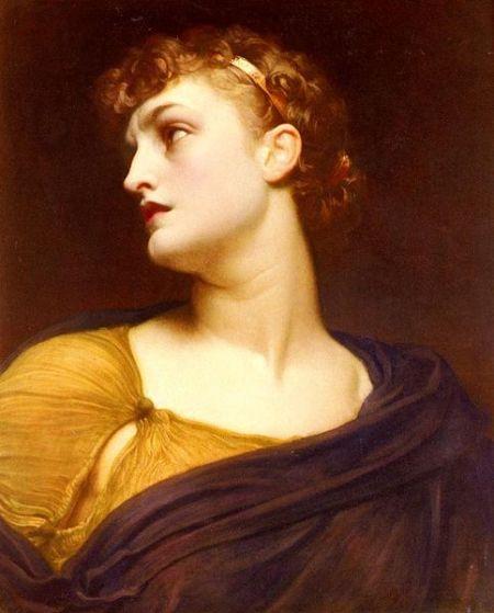 Frederic Leighton, Antigone, 1882