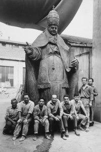 Enrico Manfrini, papa Giovanni XXIII