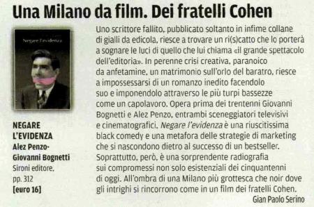 Clicca e ingrandisci. Venerdì, supplemento di La Repubblica, 20.03.09.