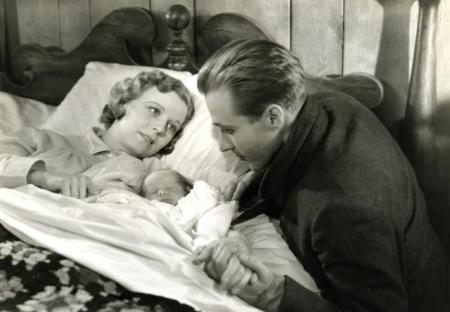 Un fotogramma dal film E adesso, pover'uomo? (1934), diretto da Frank Borzage e tratto dall'omonimo romanzo di Hans Fallada (1932).