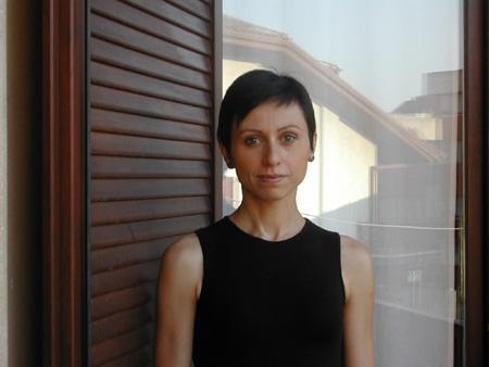 Patrizia Patelli, autrice di Gli ultimi occhi di mia madre.
