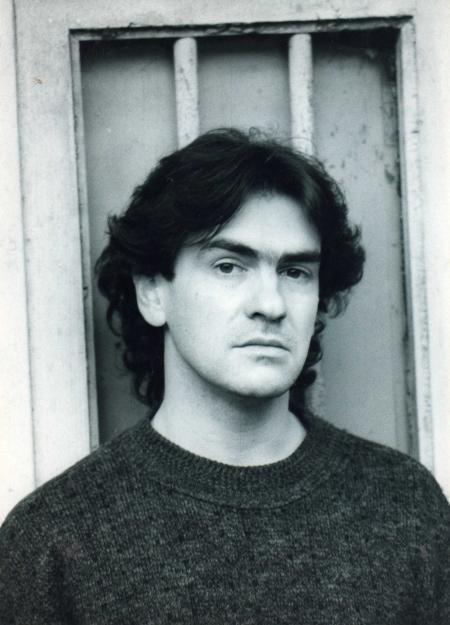 Giulio Mozzi nel 1992