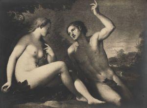 Antonio Bellucci - Adamo ed Eva