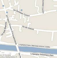 Dal servizio Mappe di Google