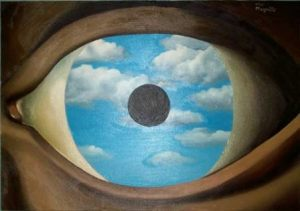 Magritte-Specchio-Falso