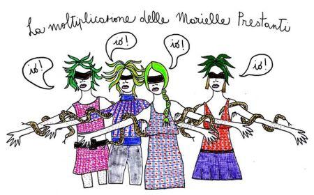 La moltiplicazione delle Marielle Prestanti