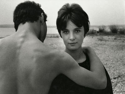 HerbertList_YoungCouple_Ammersee_Bavaria_1959