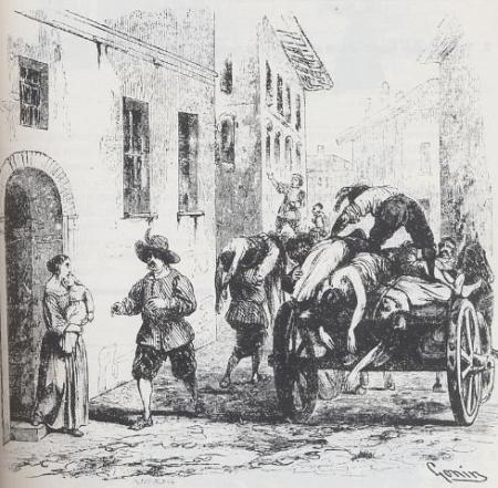 Illustrazione di Francesco Gonin.