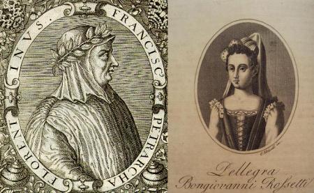 Francesco Petrarca vs. Pellegra Bongiovanni