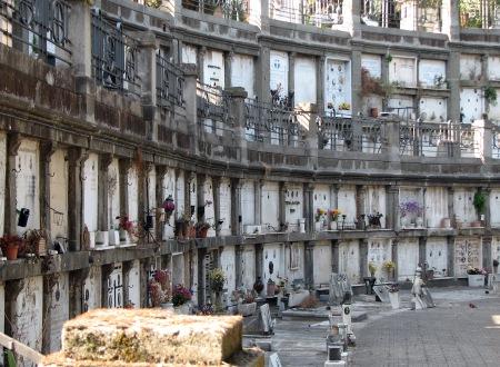 Roma, Cimitero del Verano, Colombario (da Wikipedia)