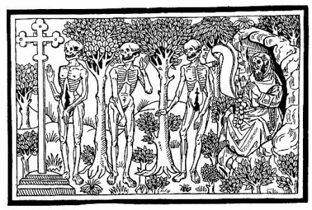 Le dit des trois morts et des trois vifs