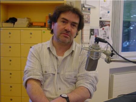 Il Mozzi alla Radio della Svizzera Italiana (tempo fa)