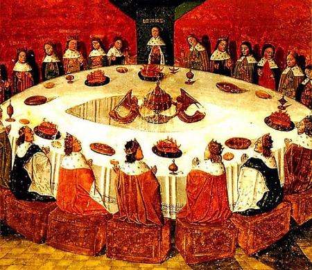 La tavola rotonda