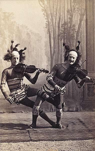 Vintage Circus: Pinocchio