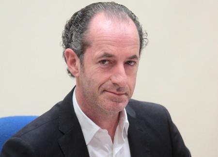 Il presidente della Giunta regionale Veneta, Luca Zaia