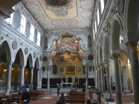 Duomo di Napoli, Cappella di Santa Restituta