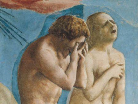 Masaccio, Cacciata di Adamo e Eva dal Paradiso Terrestre