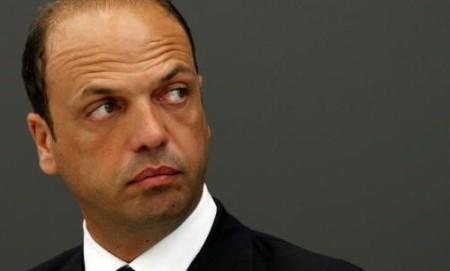 Angelino Alfano, ministro degli Affari interni