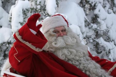 Babbo Natale, testimonial di Coca-Cola