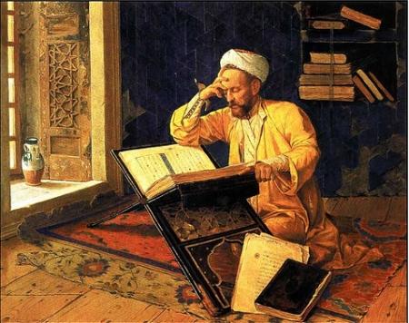 Abū Ḥāmid Muḥammad Ibn Muḥammad Aṭ-ṭūsī al-Ghazālī, lettore forte