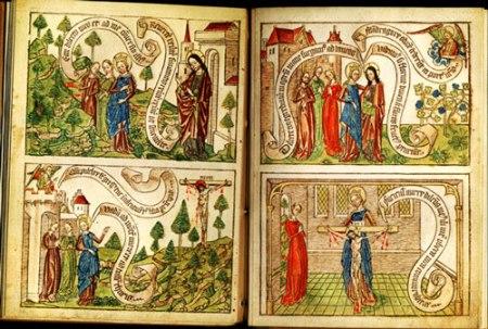 Canticum canticorum, Olanda, 1465 circa