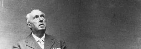 Carlo Emilio Gadda, autore de La cognizione del dolore