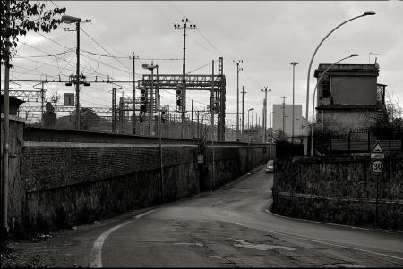 Roma, Mandrione. Fotografia di Vincenzo Sagnotti