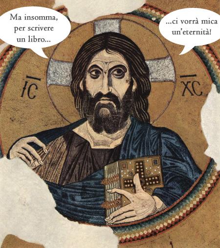 Come sono fatti certi libri 16 la bibbia di dio prima parte