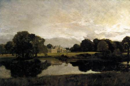 John Constable, Malvern Hall